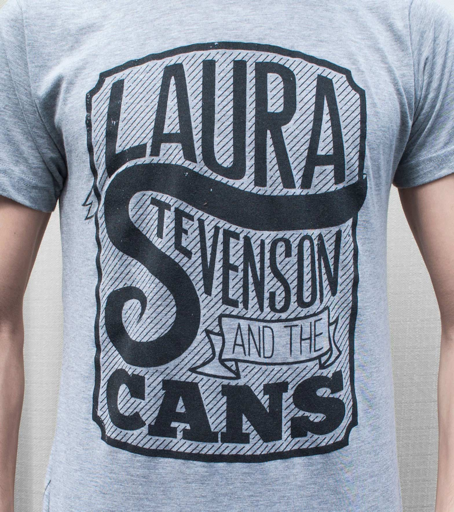 laura stevenson and the cans shirt